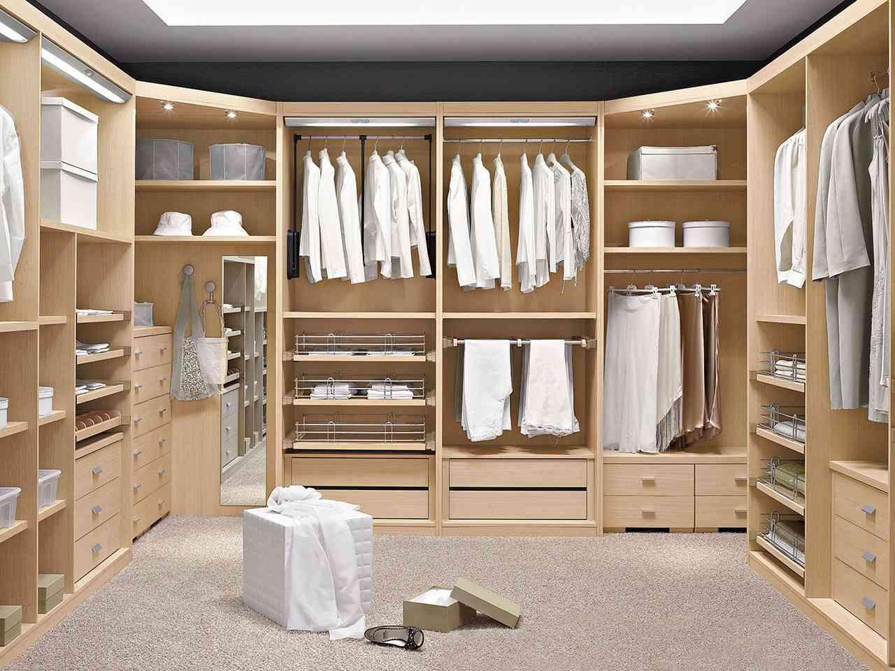 Organizar El Vestidor Claves Para Tener Exito - Como-organizar-un-vestidor