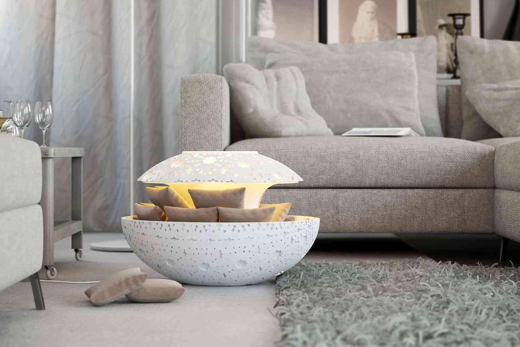 Diferentes muebles funcionales y originales