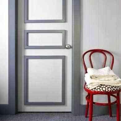 Como decorar las puertas de las habitaciones