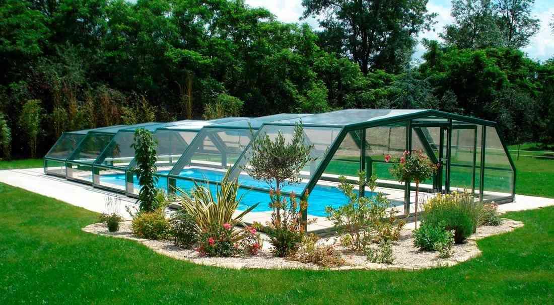 Cubiertas para piscinas qu tipos hay for Tipo de piscinas