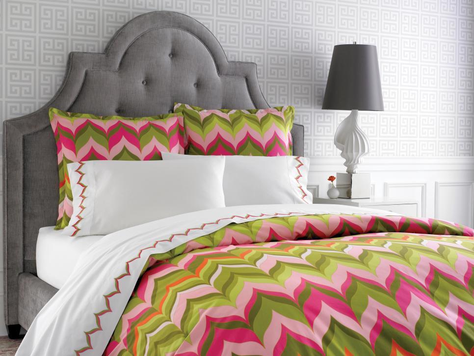 Cómo decorar con ropa de cama