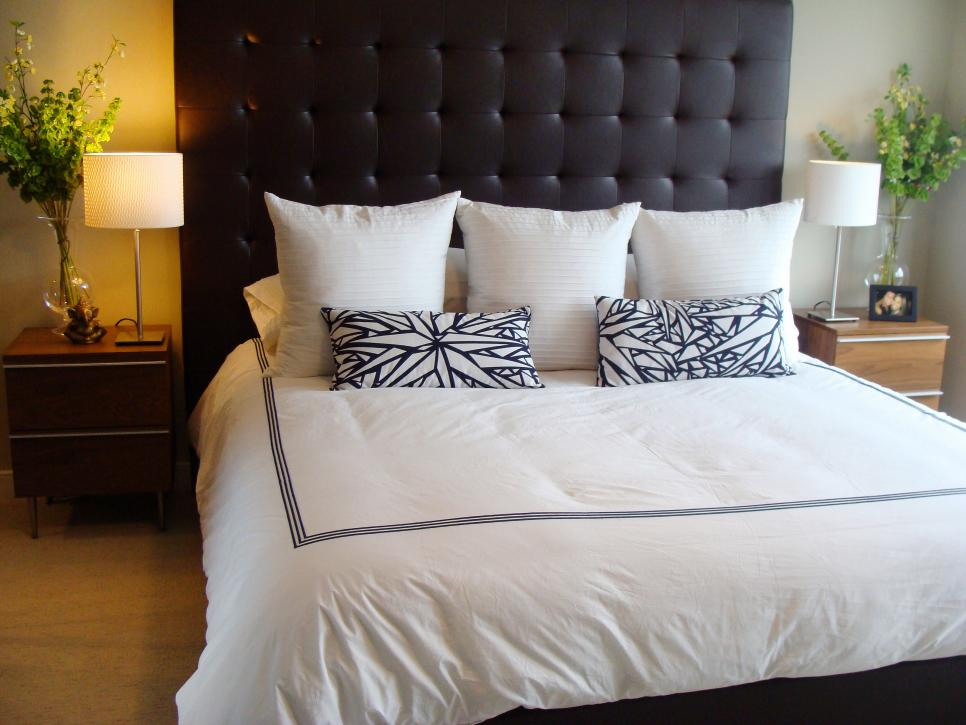 Como decorar con ropa de cama