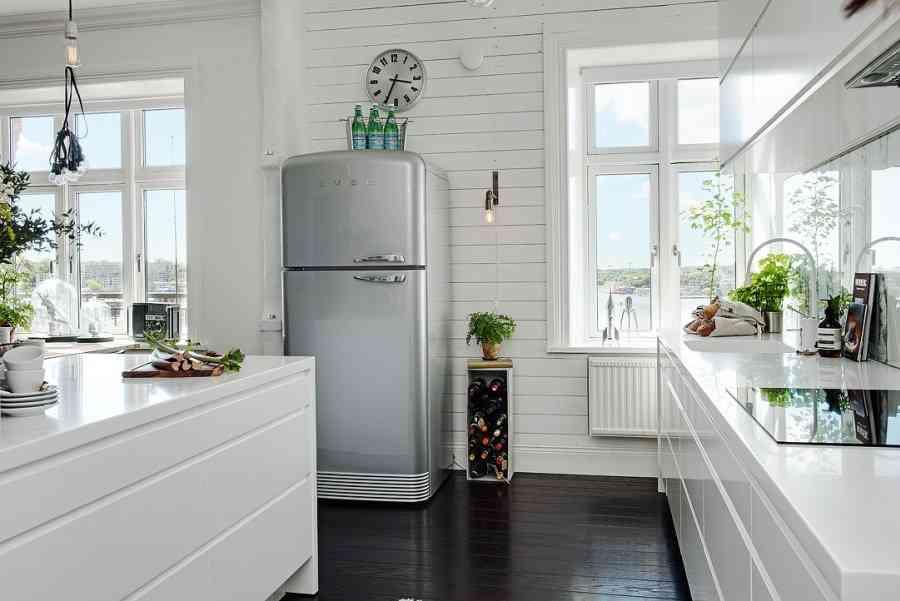 Cocinas de estilo nordico VI