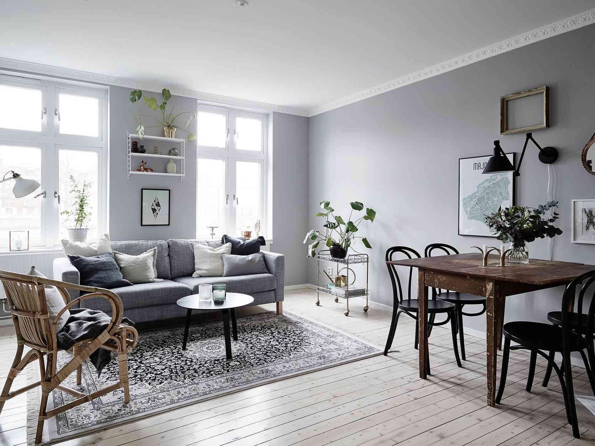 apartamento de estilo nordico I