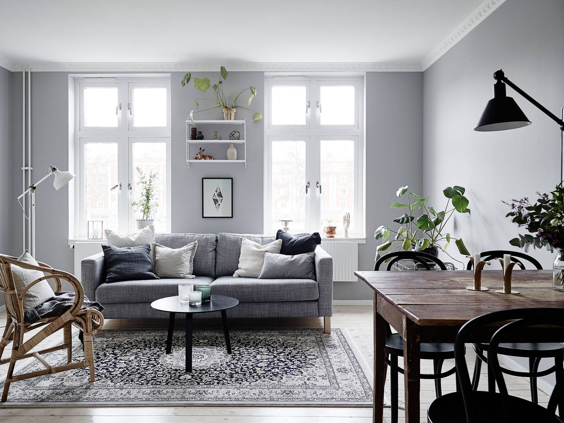 apartamento de estilo nordico II