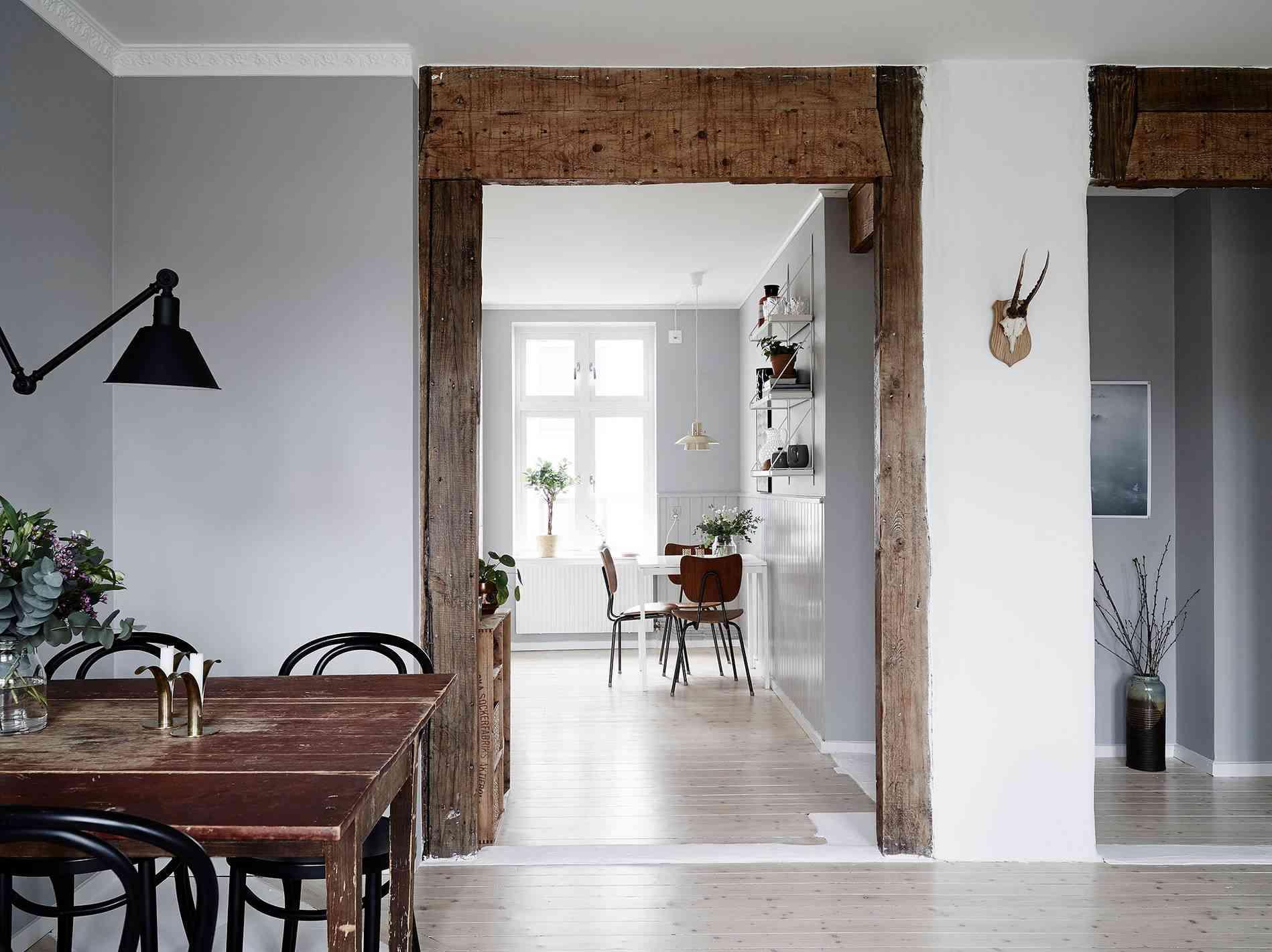 apartamento de estilo nordico III
