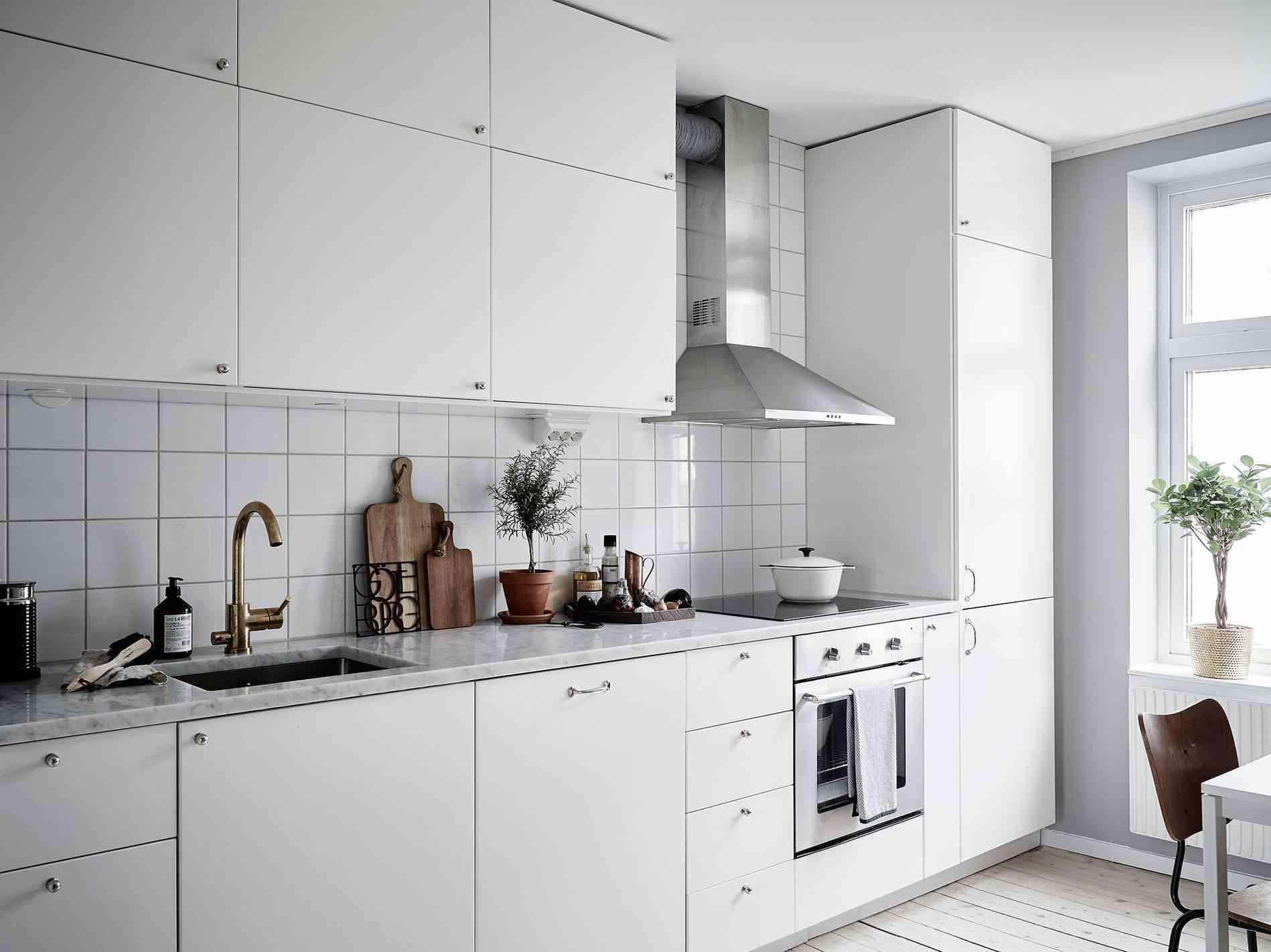 apartamento de estilo nordico V