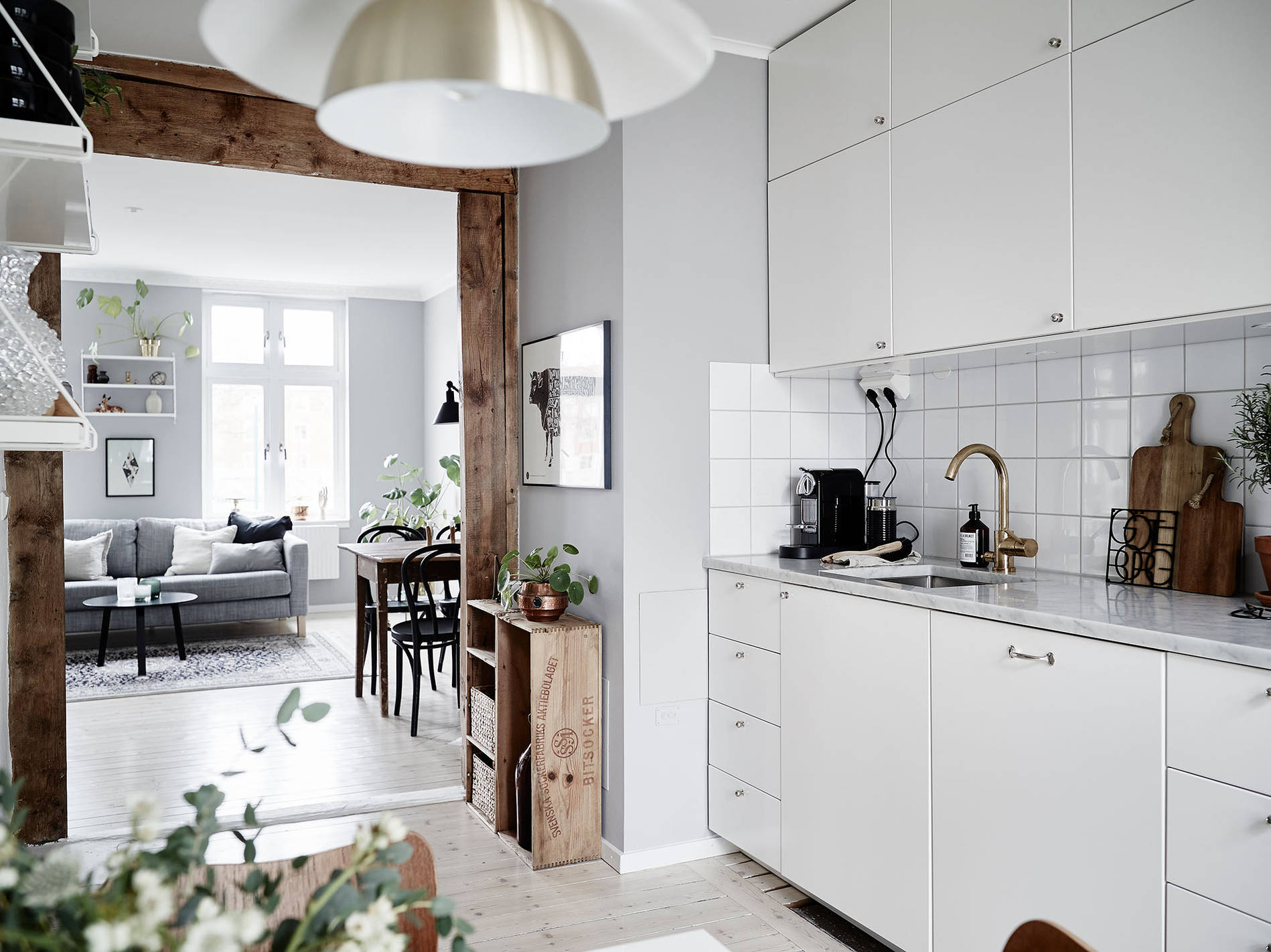 apartamento de estilo nordico VI