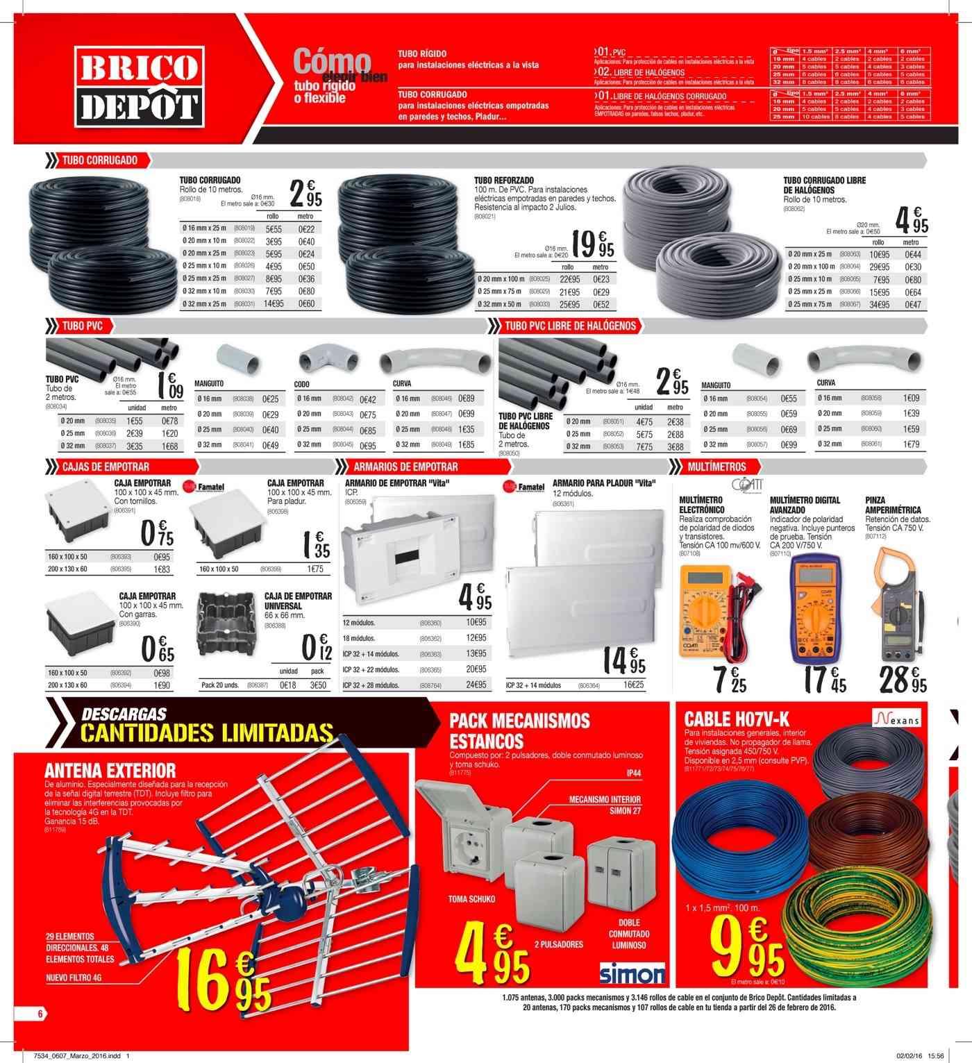 Catalogo De Brico Depot Modulos De Cocina En Brico Depot Con  # Muebles Lavabo Bricodepot