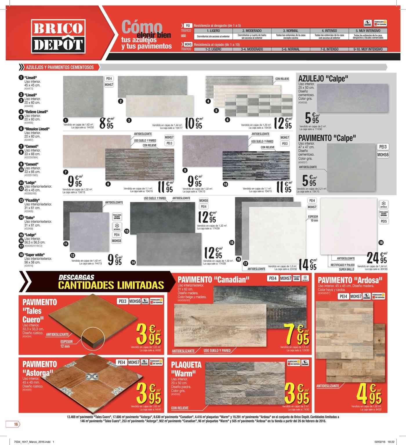bricodepot catalogo marzo 2016 ofertas _Page_16