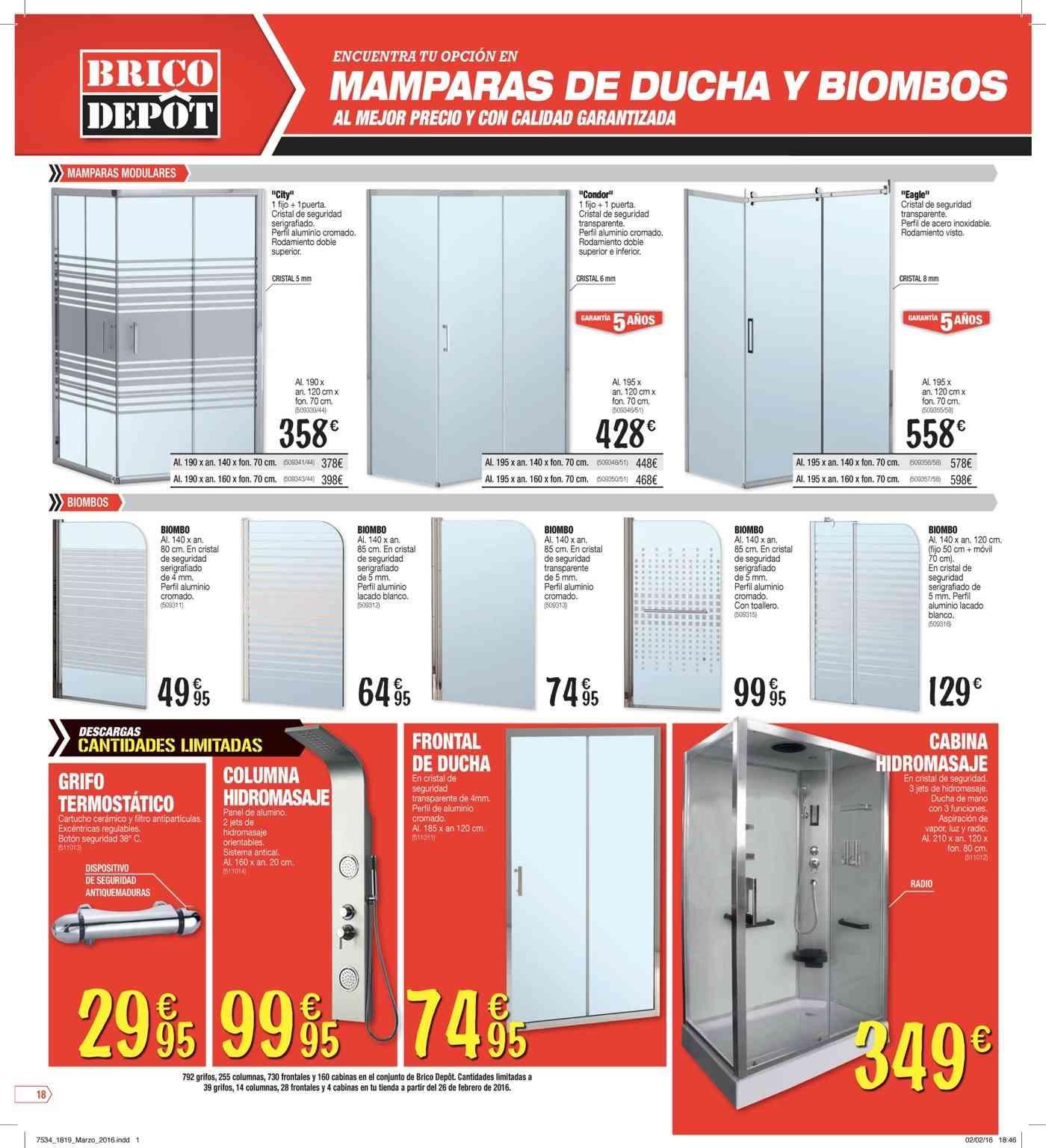 Sillas Oficina Bricodepot.Brico Depot Catalogo Marzo 2016 Todo Para La Construccion Y