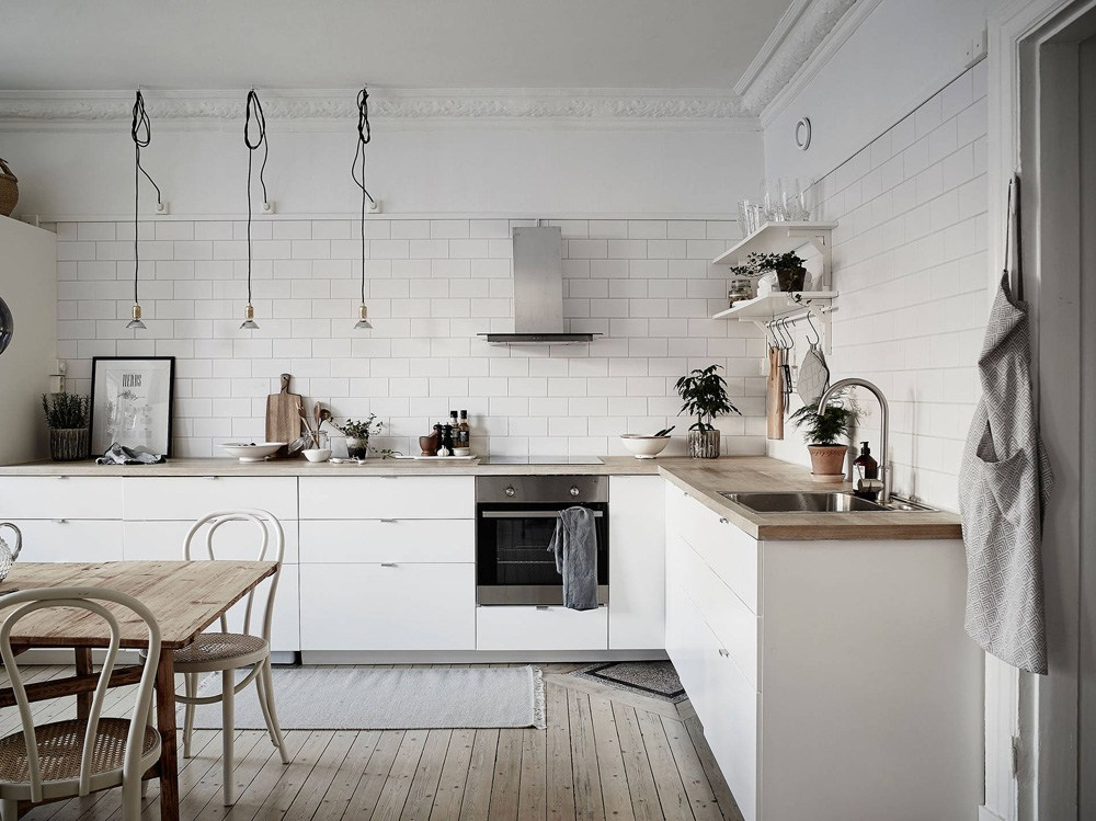 cocinas de estilo nordico I