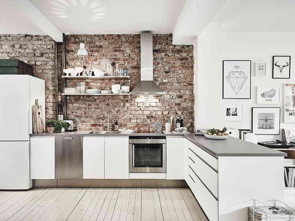 cocinas de estilo nordico II