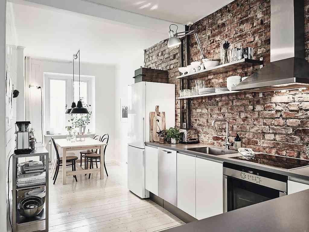 cocinas de estilo nordico III