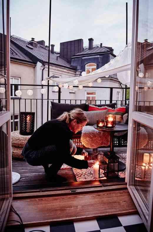 decorar el balcon I