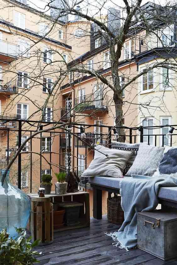 decorar el balcon II