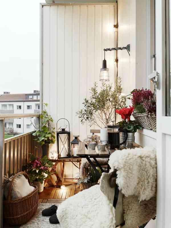 decorar el balcon IX