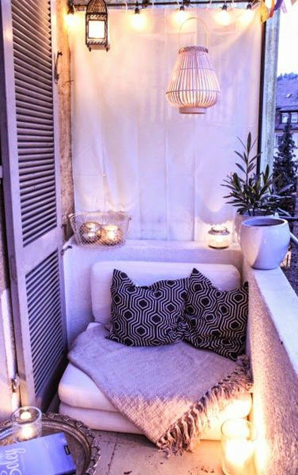 decorar el balcon X