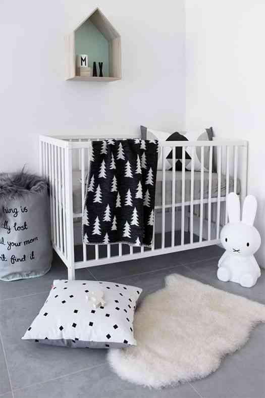decorar en blanco y negro VII
