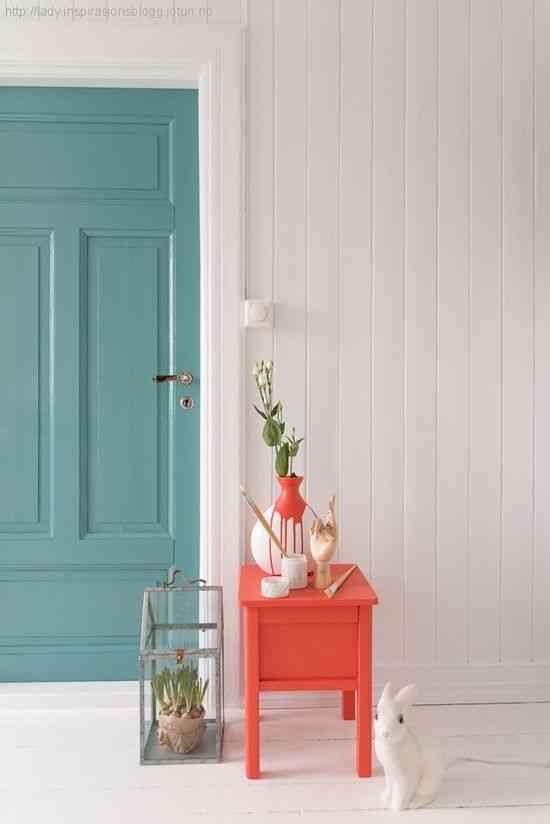 Originales ideas para decorar puertas - Puertas originales ...