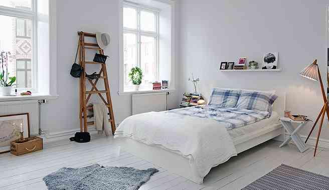 dormitorio de estilo nordico II