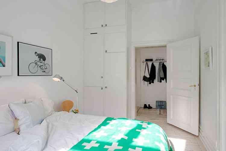 dormitorio de estilo nordico III