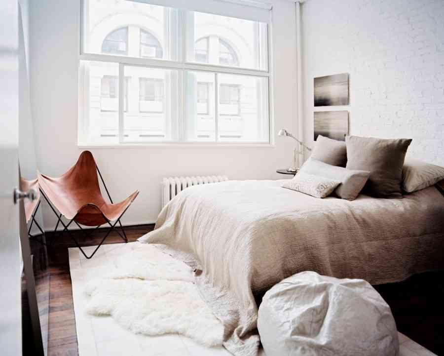 dormitorio de estilo nordico IV
