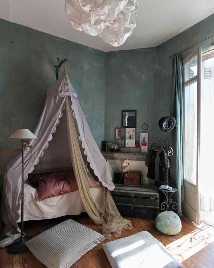 dormitorios infantiles e estilo bohemio III