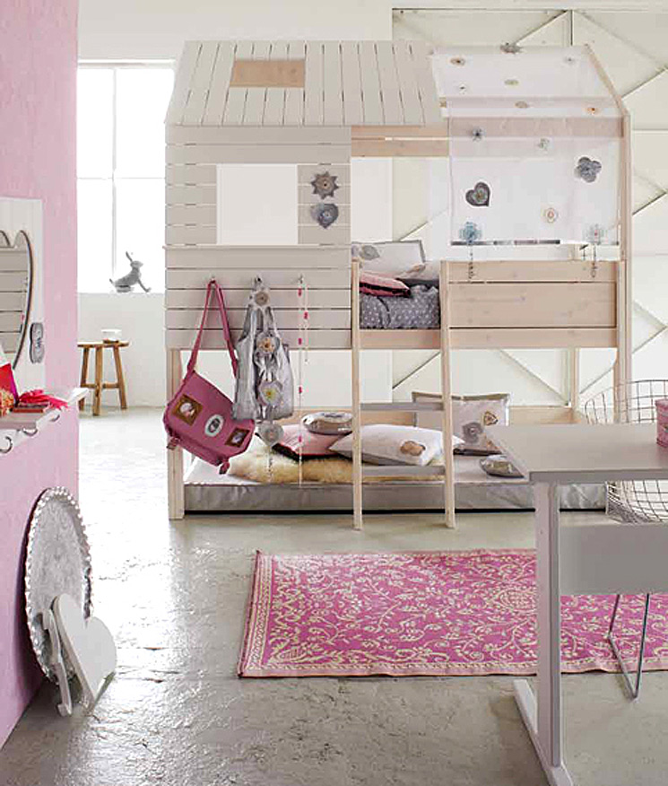 dormitorios infantiles con literas I