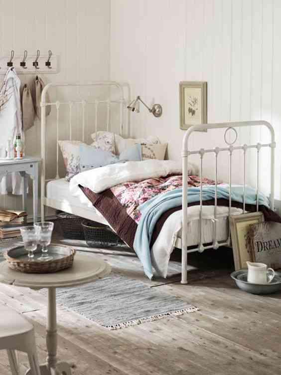 dormitorios infantiles de estilo bohemio II