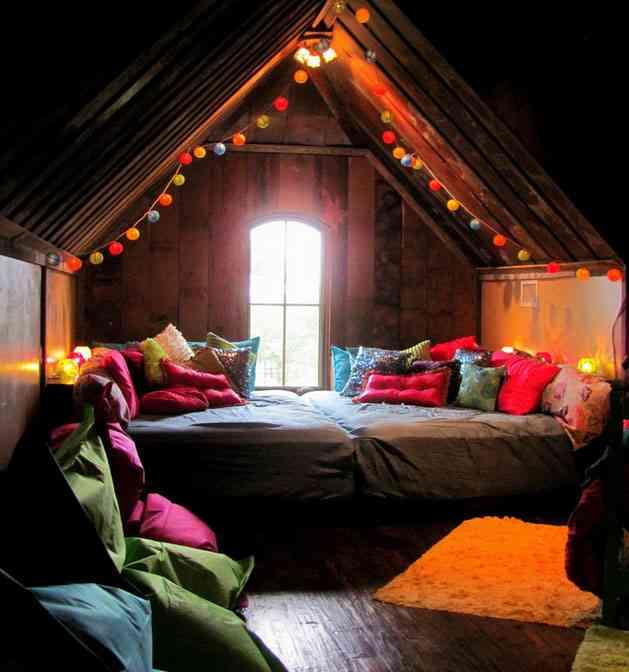 dormitorios infantiles de estilo bohemio X