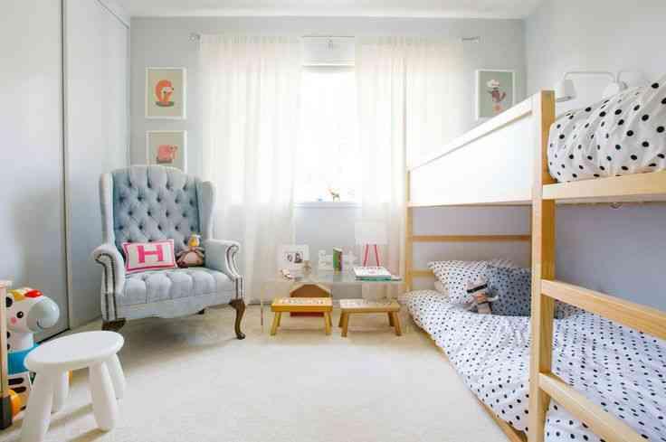habitaciones infantiles con literas II
