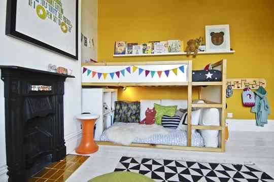 habitaciones infantiles con literas III