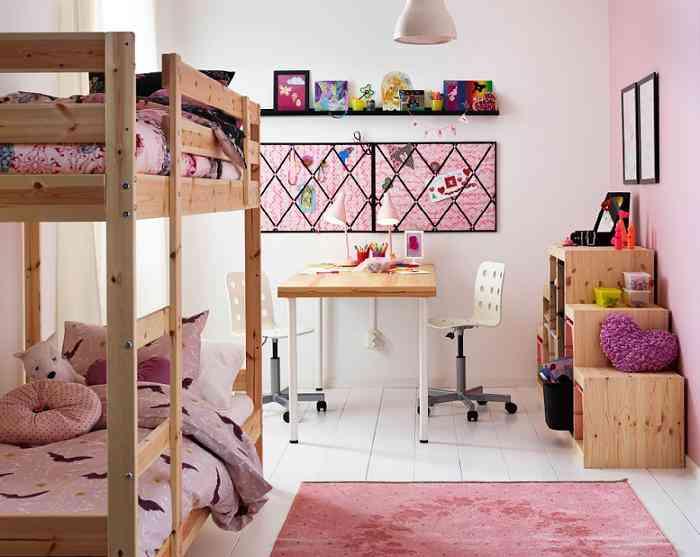 habitaciones infantiles con literas IV