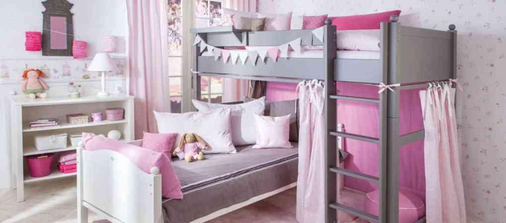 habitaciones infantiles con literas IX