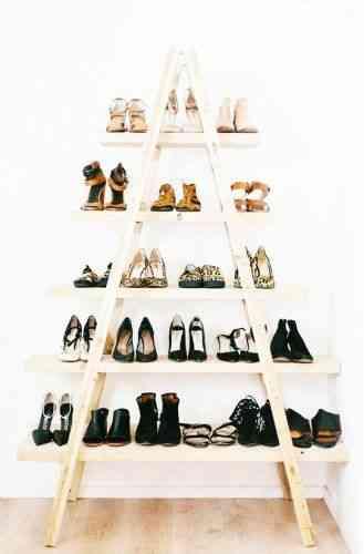 ideas para guardar zapatos I