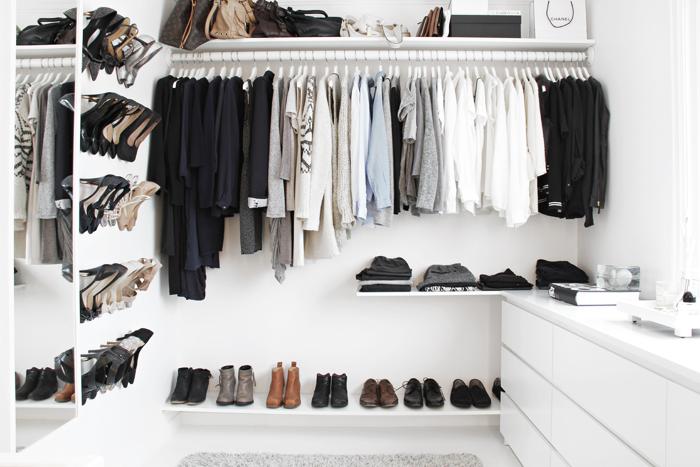 ideas para guardar zapatos VIII