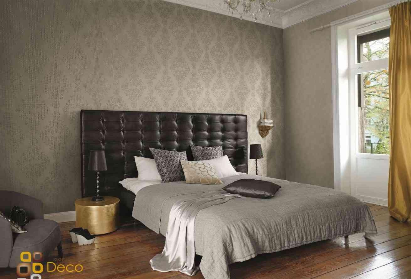 Papel pintado con estilo para tu dormitorio