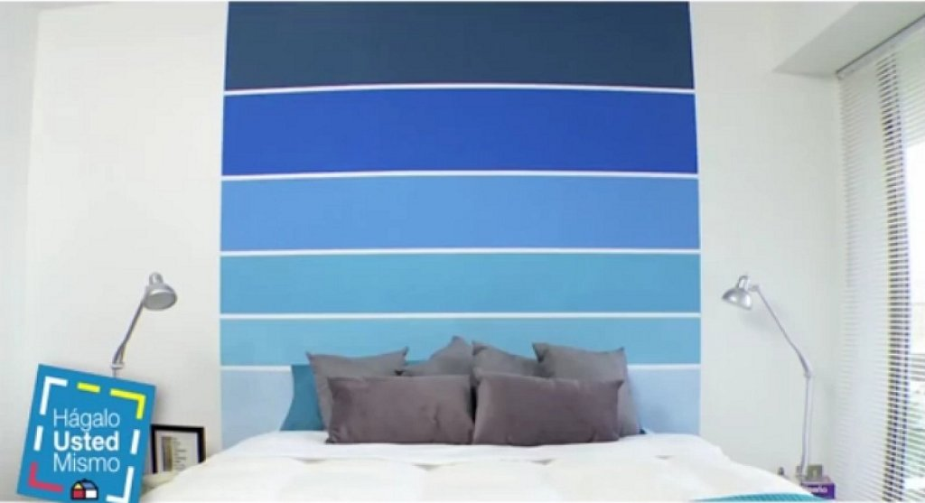 pintar paredes de forma original IX