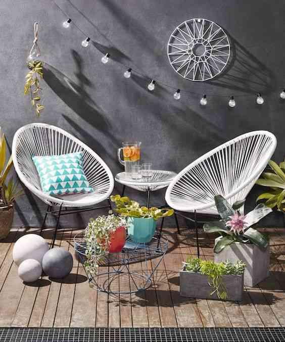 decorar con la silla acapulco VII