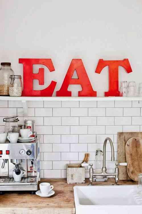 decorar con lettering IX