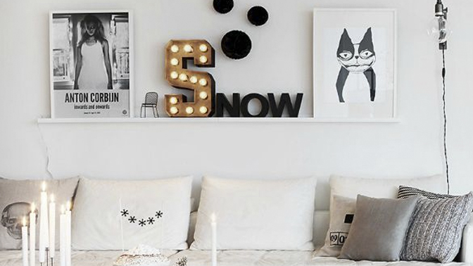 decorar con lettering VIII