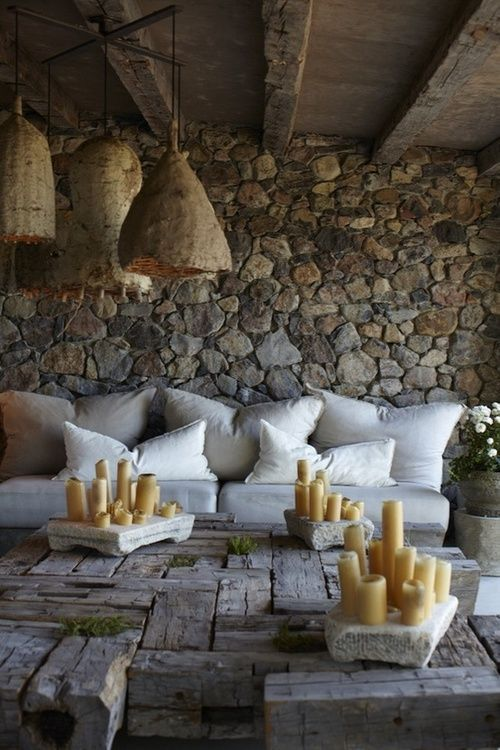 decorar una zona chill out I