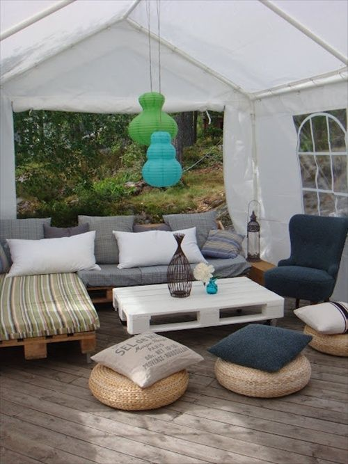 decorar una zona chill out II