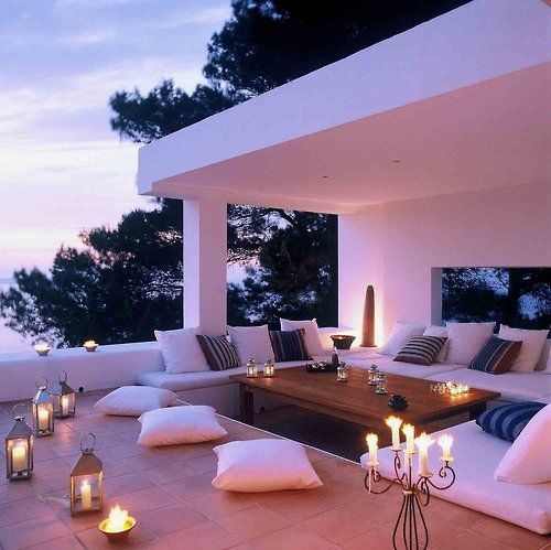 decorar una zona chill out IX