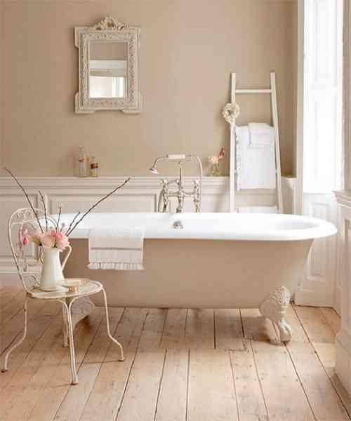 bañeras con encanto con patas vintage