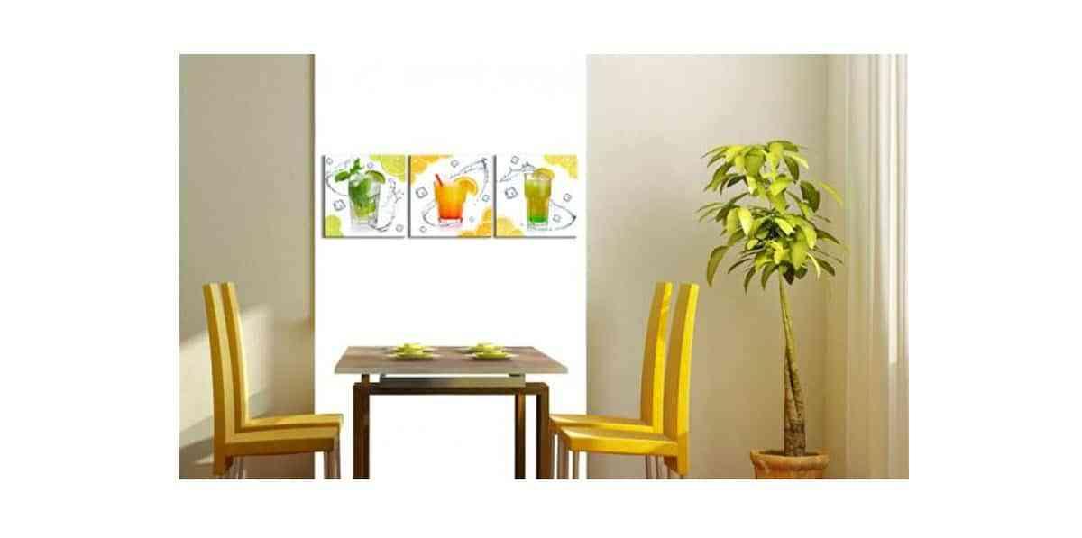 Ideas de cuadros decorativos para la cocina for Cuadros para cocina comedor