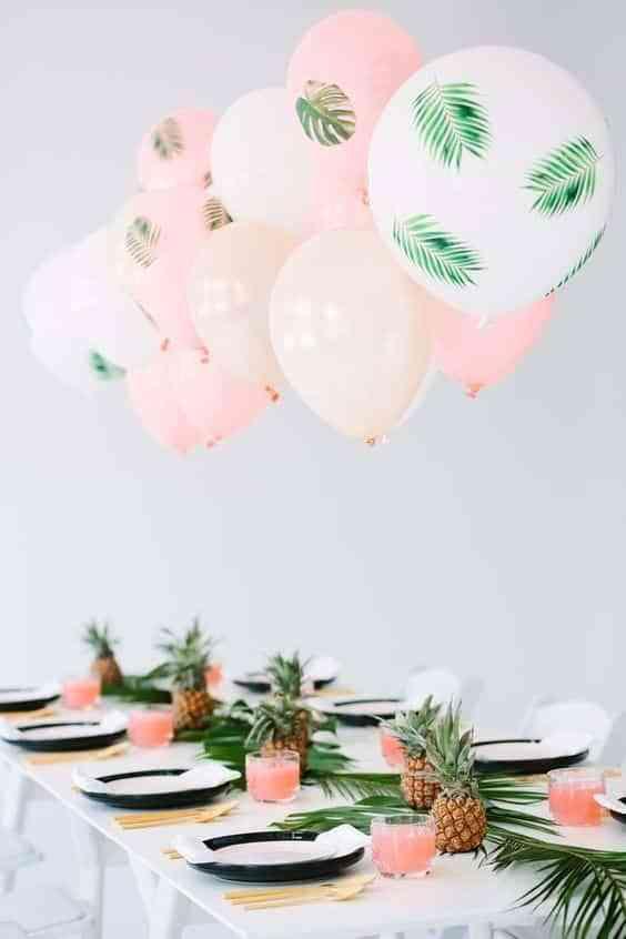 decoracion de uns fiesta de verano XIII
