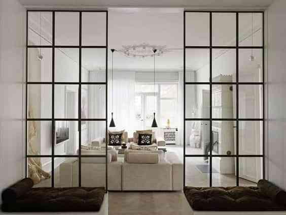 separadores de vidrio I