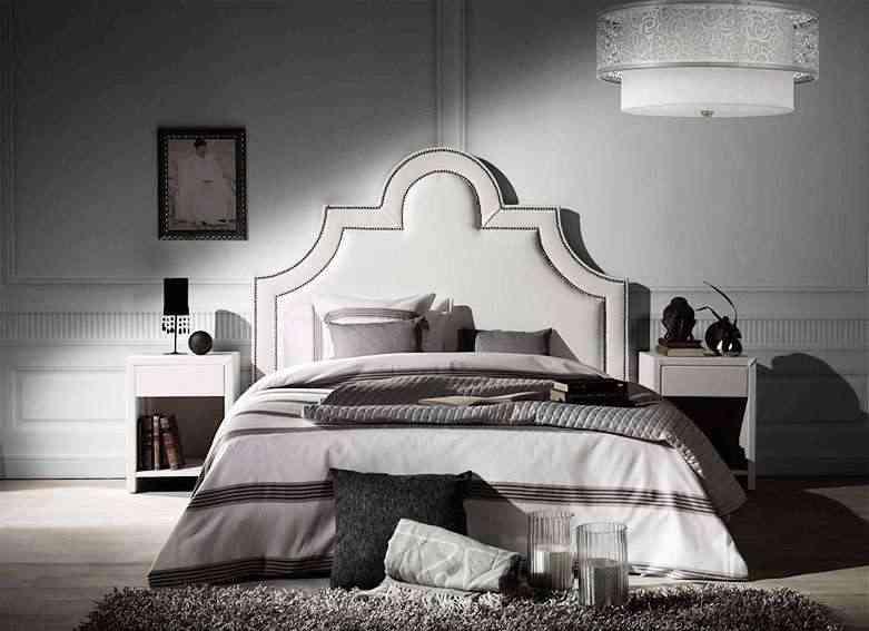 Muebles-Cabecero-Baroq-piel - portobellostreet